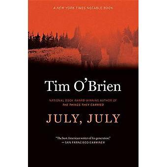 Heinäkuu heinäkuussa OBrien & Tim
