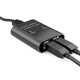 2.0 Jakamiskytkimen USB-keskitin