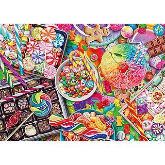 Schmidt Candylicious Jigsaw Puzzle (1000 Pieces)