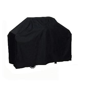 210d Oxford Cloth Grill Cover Grill Cover, Heavy Duty Gas Grill Cover Weather(145*61*117CM)