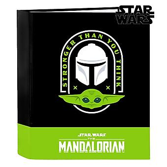 Ring binder The Mandalorian A4