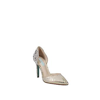 Blue By Betsey Johnson   Yara Pointed Toe D-orsay Pumps