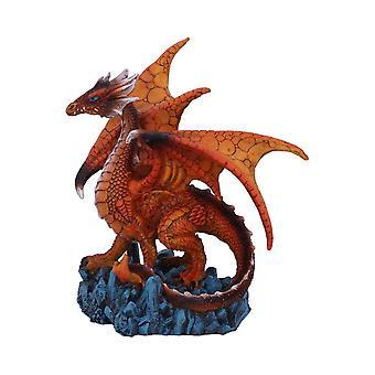 Estatua del Dragón de la Guardia de la Brasa