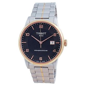 Tissot T-classic Luxury Powermatic 80 Automatic T086.407.22.067.00 T0864072206700 Men's Watch