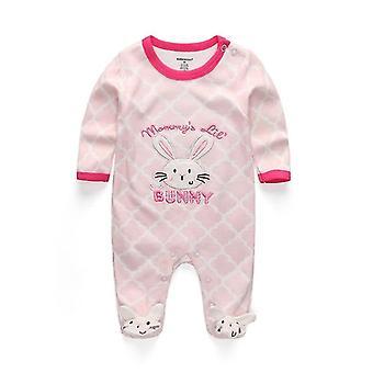 Recién nacido bebé pijamas sleepers bebé de manga larga pajamas ropa