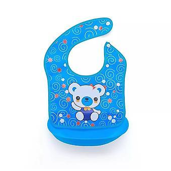 Baby Bibs Waterproof Long Sleeve
