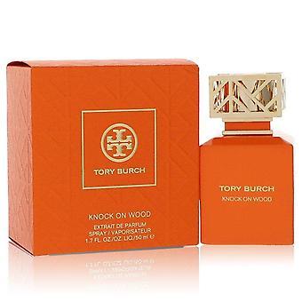 Knock on wood extrait de parfum spray by tory burch 557747 50 ml