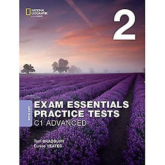 EXAM ESSENTIALS:CAMBRIDGE C1� A DV PRACT TEST 2 W/KEY-REV 20