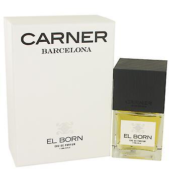 El Born by Carner Barcelona Eau De Parfum Spray 3.4 oz