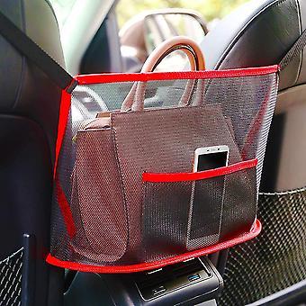 Auto Mesh Bag Handtasche, Aufbewahrungstasche Aufbewahrung