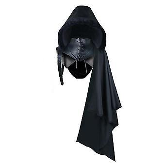 Gotisk död huva Mantel Halloween Party Demon Klänning Vampire Cape