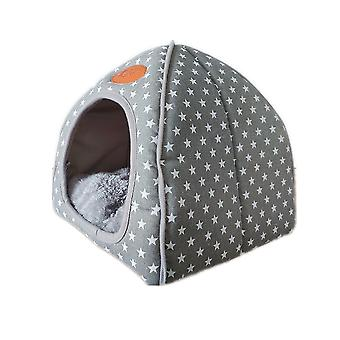 Guinea Pig Bed Cave Cozy Hamster House Large Hideout For Dwarf Rabbits