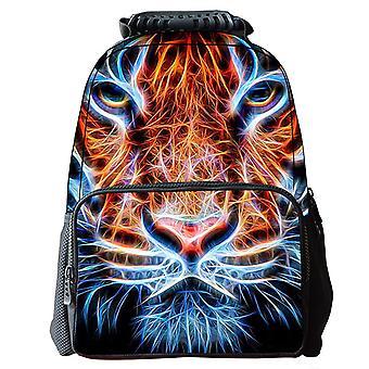 Boys 3d Animal Cartoon Painting Backpack
