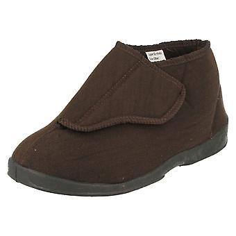 Mens Natureform cinturino pantofole Arthur