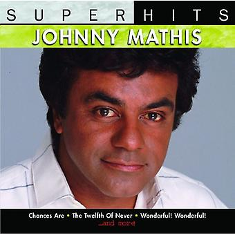 Johnny Mathis - Super Hits [CD] USA import