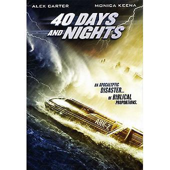 40 Days & Nights [DVD] USA import