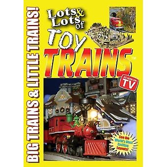 Lots & Lots of Toy Trains Vol. 1 [DVD] USA import