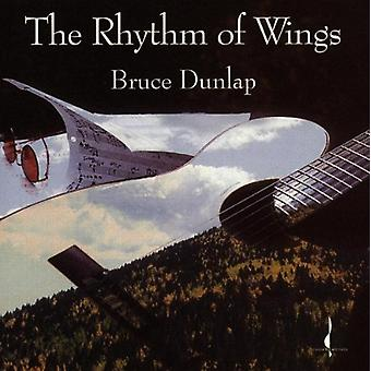 Bruce Dunlap - The Rhythm of Wings [CD] USA import