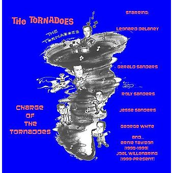 Tornadoes - Charge of the Tornadoes [CD] USA import