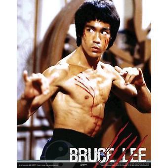 Bruce Lee - taistelu juliste Juliste Tulosta