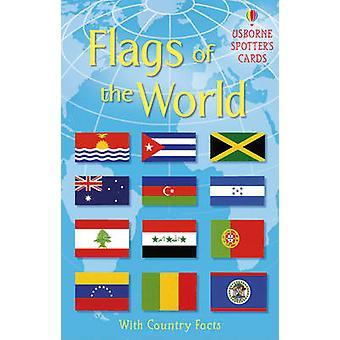 Drapeaux du monde Usborne Spotters Cards