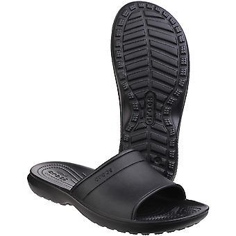 Crocs Herre klassisk letvægts simpel alsidige dias sandaler træsko