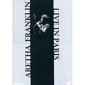 Aretha Franklin - Live in Paris [DVD] USA import