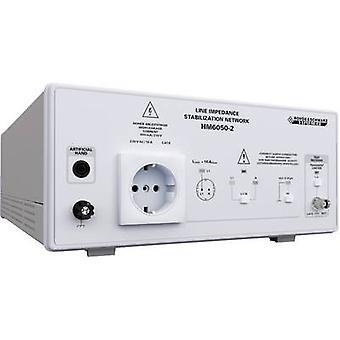 Rohde & Schwarz HM6050-2 Line Impedance Stabilization Network