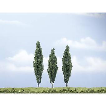 Woodland Scenics WTR1611 Baum Set Pappel 90 bis 120 mm dunkelgrün 3 Stück(s)