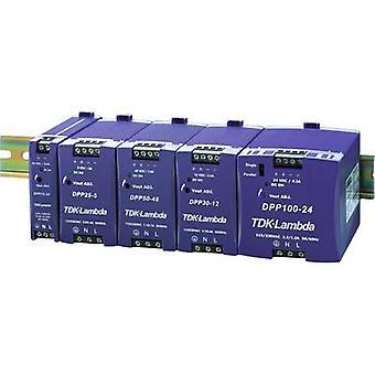 TDK-Lambda DPP-960-24-3 Rail montado PSU (DIN) 24 V DC 40 A 960 W 1 x