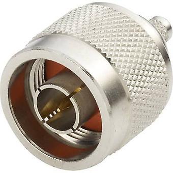 Amphenol N1121A1-NT3G-1-50 N1121A1-NT3G-1-50 N konektor Plug, přímý 50 Ω 1 ks