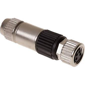 21 02 151 2405 Sensor/Aktor Hartingstecker M8 Buchse gerade Nr. Pins (RJ): 4 1 PC