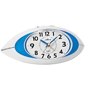 Kwarts wekker alarm klok kwarts herhaling crescendo sluipende licht functie second