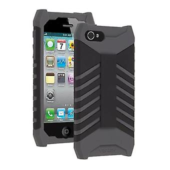 Ventev ExRay Design Case for Apple iPhone 5/5s (Gray/Black)