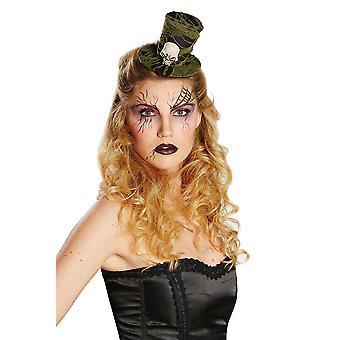 Lady Crossbone sylinterin hiukset leike