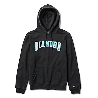 Diamond Supply Co Conference Hoodie Black