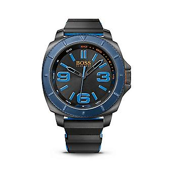 ヒューゴ ボス オレンジ メンズ腕時計シリコーン サンパウロ 1513108