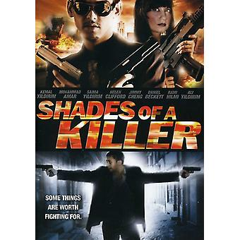 Shades of a Killer [DVD] USA import