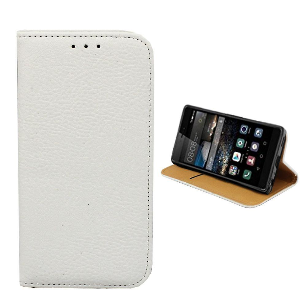 Colorfone Huawei P9 Portefeuille Case (WHITE)