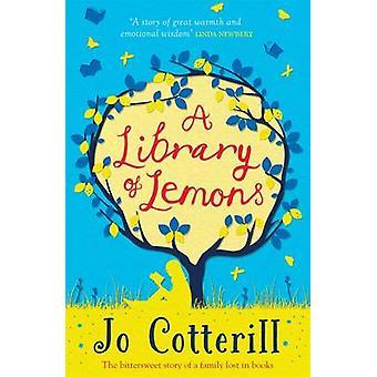 Een bibliotheek van citroenen door Jo Cotterill - 9781848125117 boek