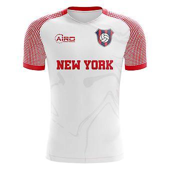 2020-2021 Koszulka piłkarska New York Home Concept