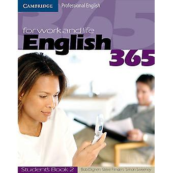 English365 2 Student's Book (Student Manual/Study Guide) by Bob Digne