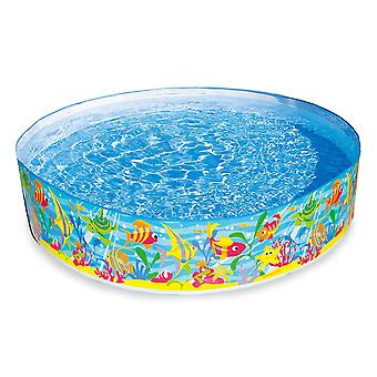 Intex 5645 Ocean Play Snapset Pool 6 FT x 13 pollici