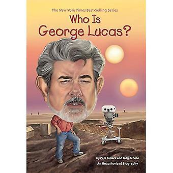 Qui est George Lucas? (Qui a été...? (Livre de poche))