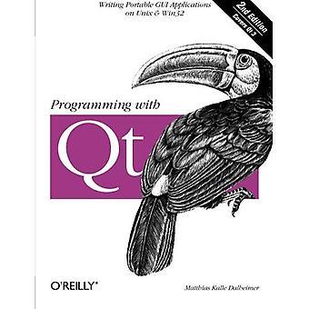 Qt-ohjelmointi: kirjoittaminen kannettava GUI sovelluksia Unix ja Win32