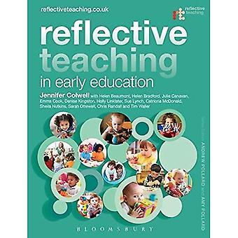 Enseignement réflexif dans l'éducation