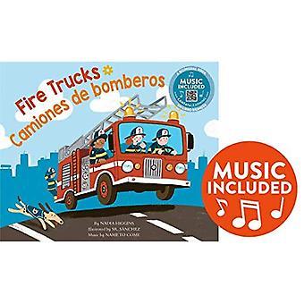 Fire Trucks / Camiones de Bomberos (Machines! / las� M quinas!)