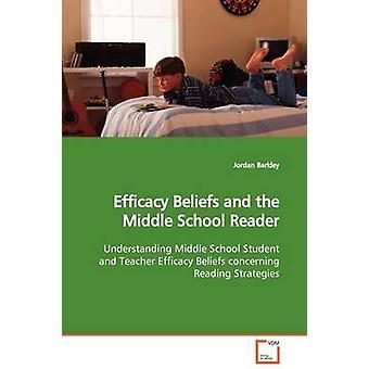 Credenze di efficacia e il lettore di scuola media di Barkley & Jordan