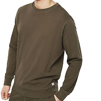Diesel UMLTWILLY Sweatshirt  Military