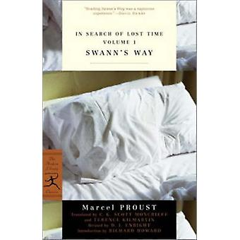 In Search of Lost Time - v. 1 - Swann's Way by Marcel Proust - 97803757